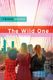 The Wild One book cover by Gemma Burgess